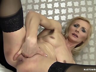 AnySex fisting blonde