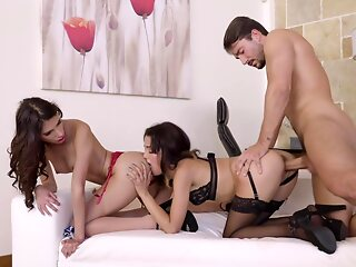 AnySex hd brunette