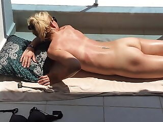 AnySex blonde amateur