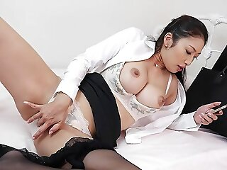 AnySex brunette asian