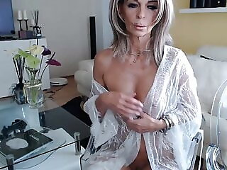 AnySex fingering webcam